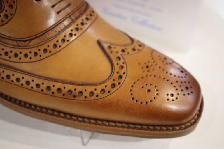 Barker Mens Shoes