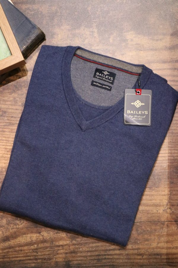 Mens Jumper Bailey's Hampshire Romsey