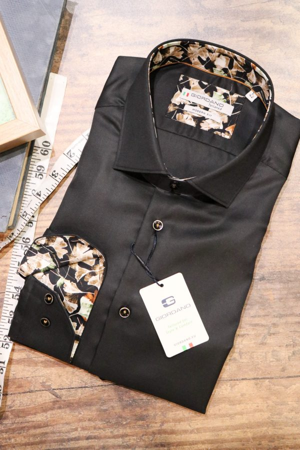 Black Giordano Shirt