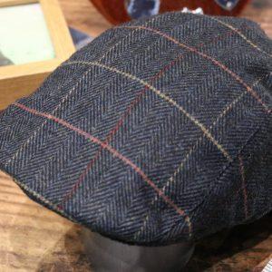 Carabou Tweed Flat Cap