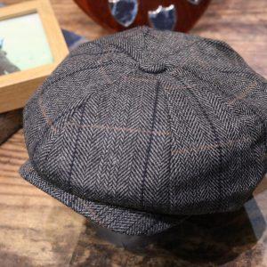 Cavani Baker Boy Hat - Peaky Blinders Style Cap